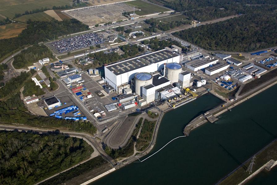 Fessenheim est l'une des centrales les plus sûres de France, affirme l'Autorité de sûreté nucléaire